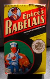 Rôti de dinde à la mélasse de grenade et aux epices Rabelais