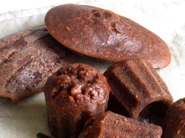 Bouchées framboise et pistache au teff sans gluten sans lait