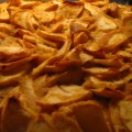 fouillis aux pommes
