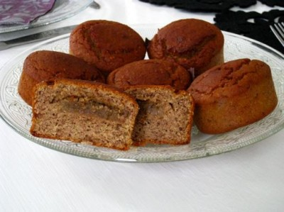 muffins-fraise-et-pate-de-macaron