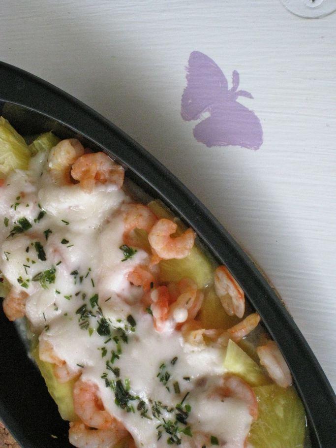 Papillotes de crevettes et ananas sans gluten sans lait
