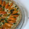tarte-abricots-pistache