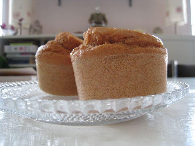 Muffins moutarde sans gluten sans lait