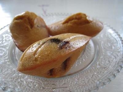 madeleines oignon
