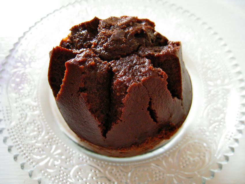 Muffins chocorange sans gluten