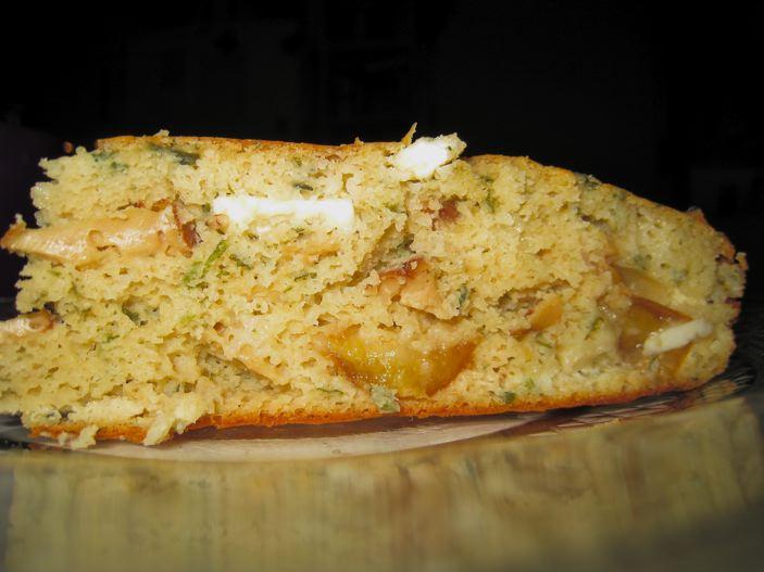 Tarte fromages et mirabelles sans gluten