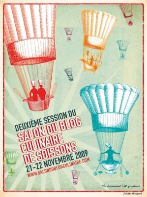 Salon 2009 du blog culinaire de Soissons
