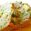 cake farine de lentilles potiron zoom