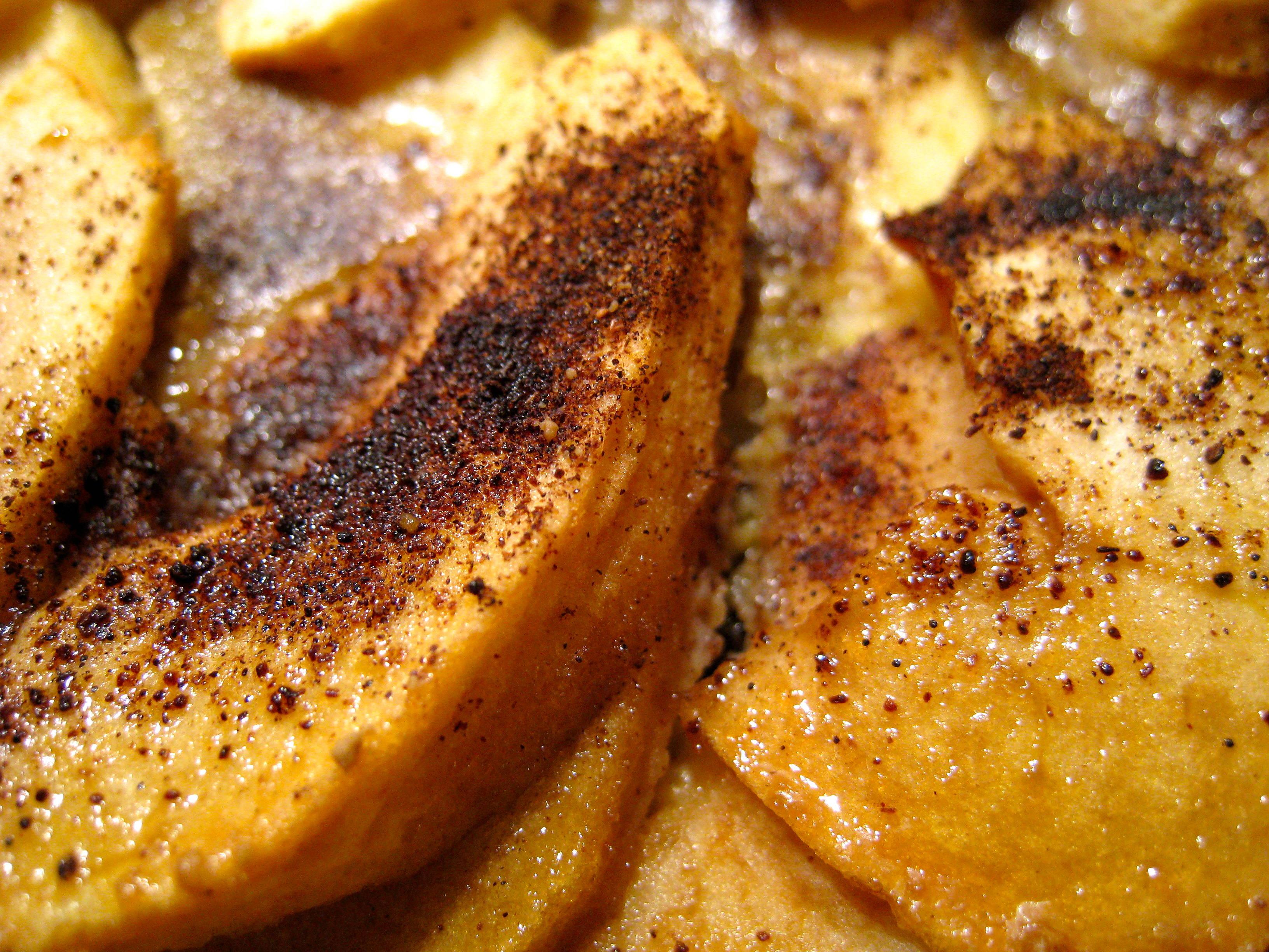 Autre tarte aux pommes sans gluten