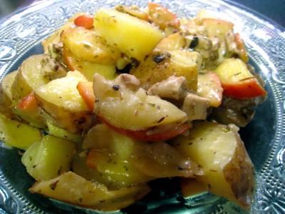 Tofu 2 pommes