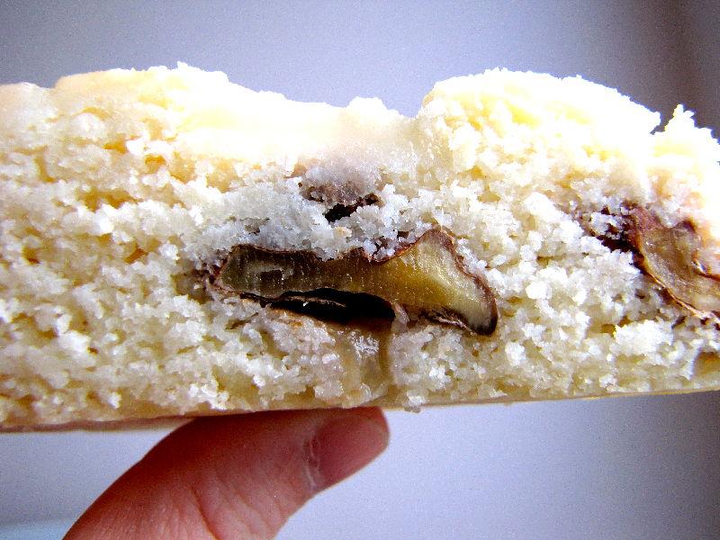 Pain semoule sans gluten anx poires et noix