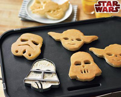 Pancakes Star Wars – Geekette inside