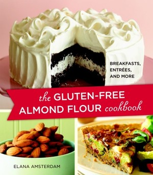 Livre : The gluten-free almond flour cookbook