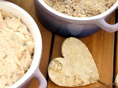 Rillettes de sardines et de thon sans gluten