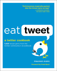 Eat tweet - Maureen Evans