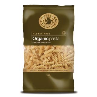 Pâtes sans gluten - Doves Farm Organic