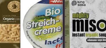 Sans gluten et sans lactose : les derniers produits testés