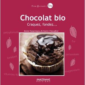 Chocolat bio - Craquez, fondez..