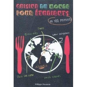 La cuisine du monde pour les étudiants