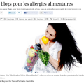 lExpress : 10 blogs pour les allergies alimentaires