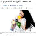 lExpress : 10 blogs pour les allergies alimentaires