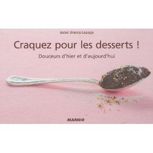 Craquez pour les desserts