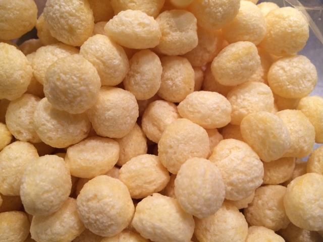 Natine : grignotons sans gluten