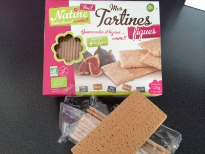 Natine Tartines figues