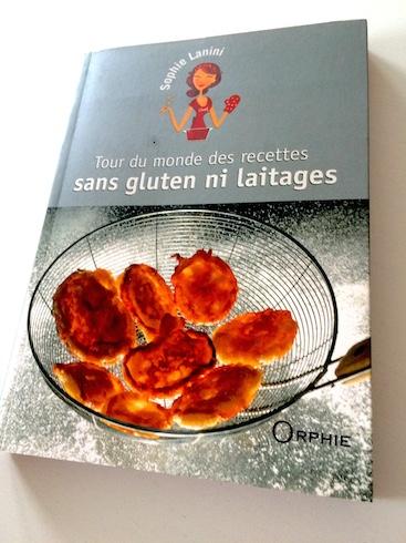 Livre : Tour du monde des recettes sans gluten ni laitages